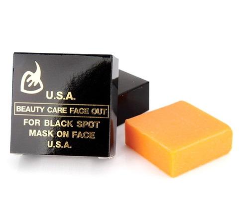 Безсульфатное мыло против черных точек, U.S.A Beauty