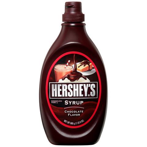 Сироп Hershey's шоколадный 680 гр