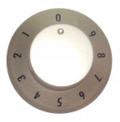 Ручка конфорки 0-9 плиты Gorenje 233330, 233343, 145741, 195864