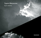 Tigran Mansurian / Con Anima (CD)