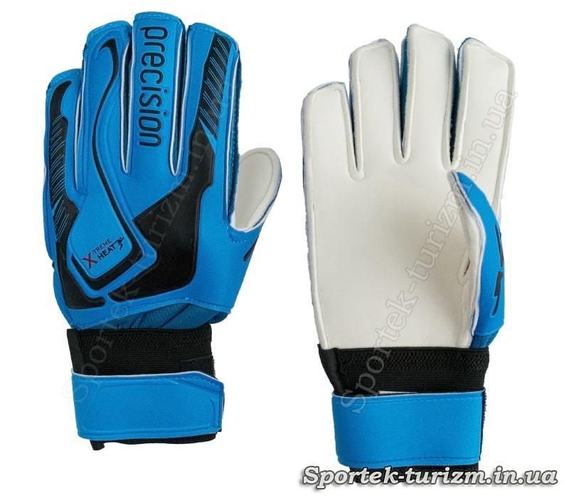 Перчатки для футбольного вратаря Precision