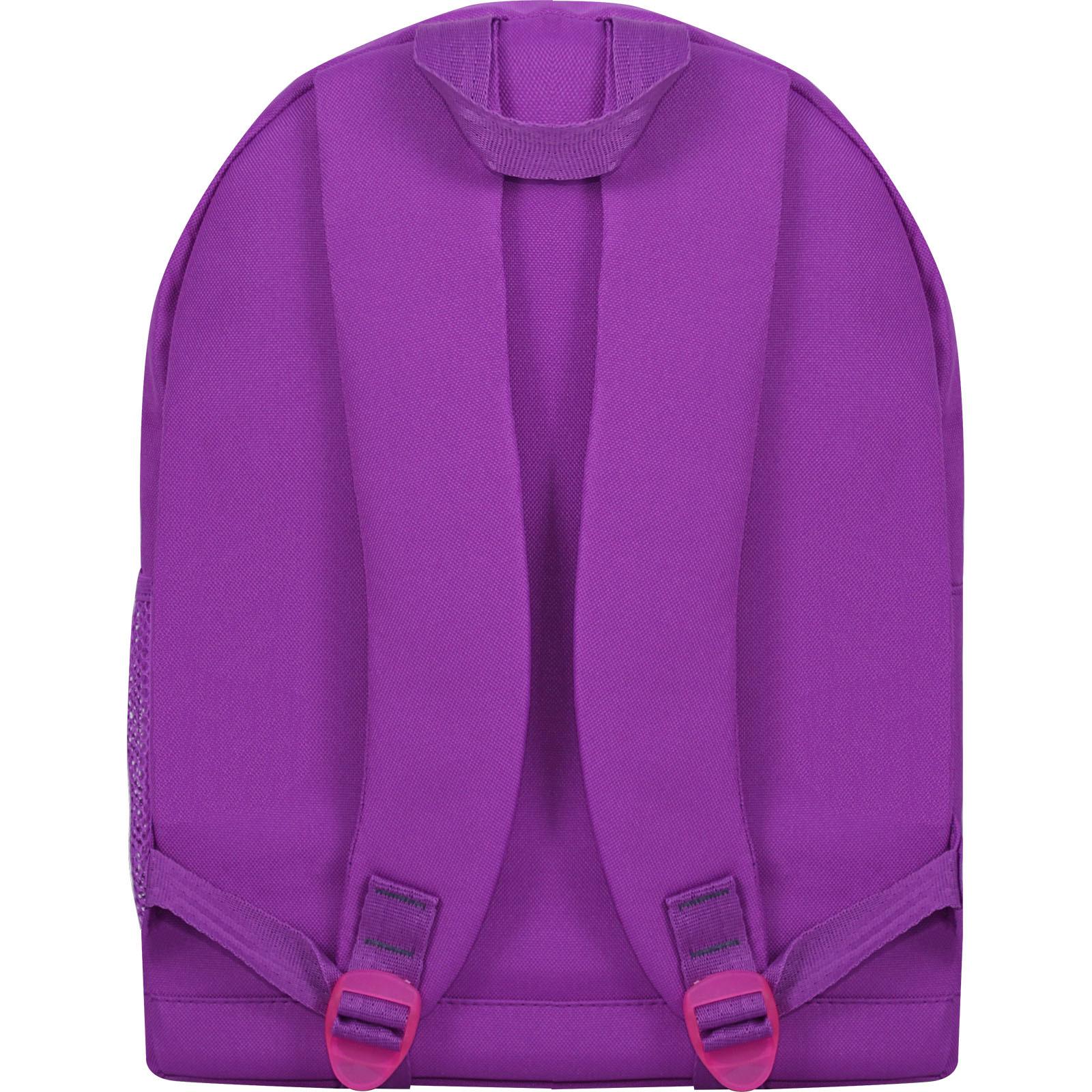 Рюкзак Bagland Молодежный W/R 17 л. 170 Фиолетовый 770 (00533662) фото 4