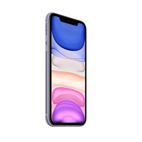 Смартфон Apple iPhone 11 64GB Purple (фиолетовый) - Ростест -