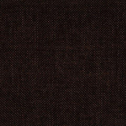 Портьерная ткань Бергамо рогожка черный