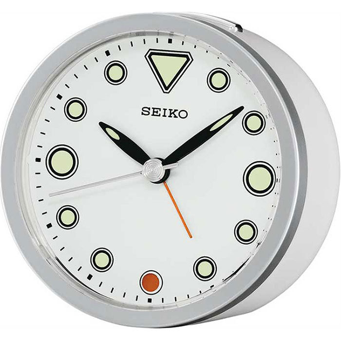 Настольные часы-будильник Seiko QHE096HL