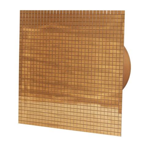 Вентилятор MMotors JSC MMP-105 стекло - Золото зеркальное