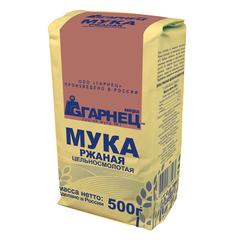 Garnec Мука ржаная ц/з 500 гр
