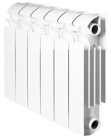 Global VOX-R 350, 4 секции - радиатор алюминиевый