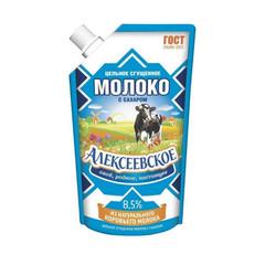 Молоко сгущенное Алексеевское с сахаром 8.5% 270 г