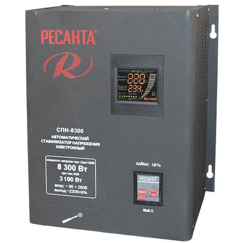 Стабилизатор напряжения Ресанта СПН 8300 Вт