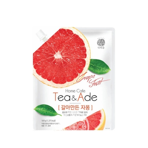Джем Грейпфрут с медом Crapefruit Tea&Ade 500г DaJungCo Корея