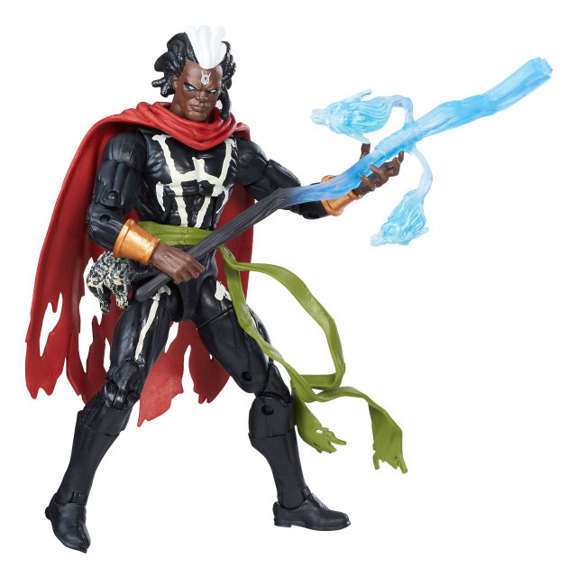 Брат Вуду или Доктор Вуду - Masters of Magic Brother Voodoo
