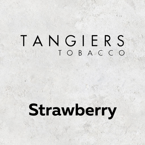 Тangiers (250 гр) Strawberry (Birquq)
