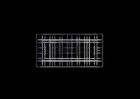 Блюдо прямоугольное артикул 101047. Серия Square