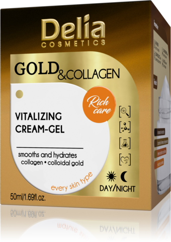 GOLD & COLLAGEN