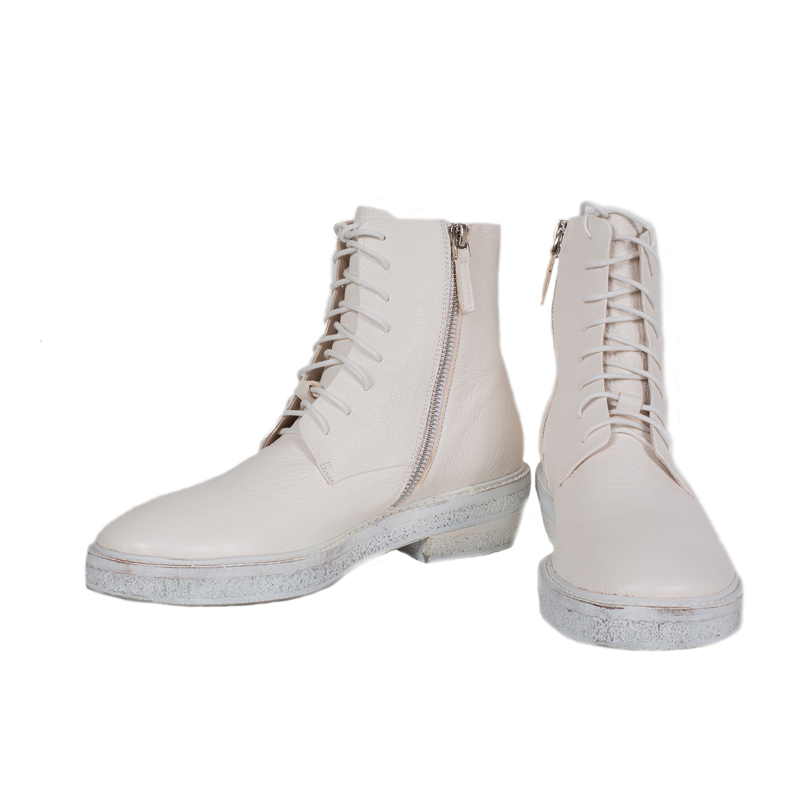 Ботинки, Ballerina, PARIS (белый)