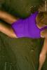 Купальник Лямка colour   фиолетовый