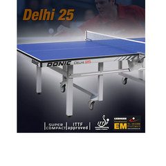Теннисный стол Donic Delhi 25 зеленый