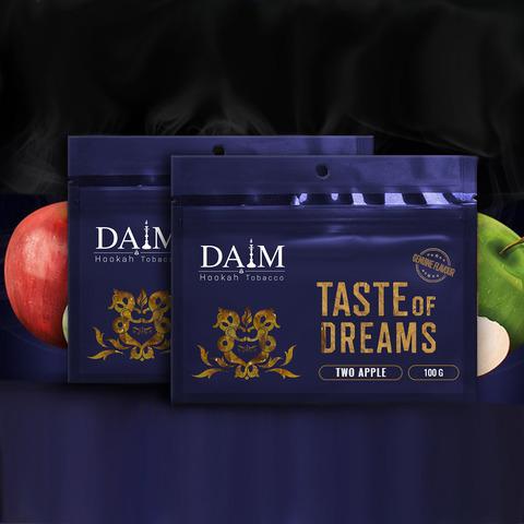 Табак Daim Two Apple 100 г