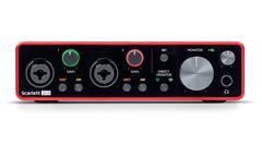 FOCUSRITE Scarlett 2i2 3rd Gen Аудиоинтерфейс