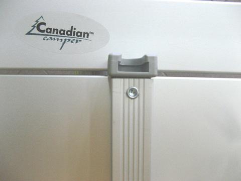 Стол складной Canadian Camper CC-T402, крепление 2.