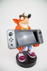 Подставка Cable Guys: Crash Bandicoot XL