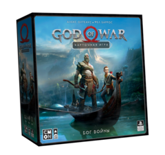 Бог войны. Карточная игра / God of War. The card game