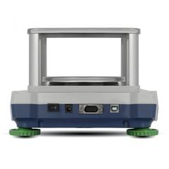 Весы лабораторные/аналитические Mertech 123 АCFJR-300.01 SENSOMATIC TFT, RS232/USB, 300гр, 0,01гр, Ø116 мм, с поверкой, высокоточные