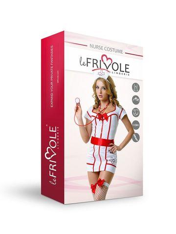 Эротический костюм для ролевых игр Le Frivole доктор Сьюзи, размер М