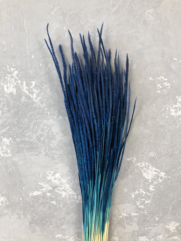 Флум темно-синий