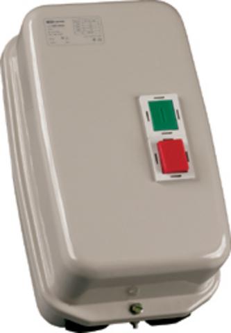 КМН35062 50А в оболочке  Ue=220В/АС3 IP54 TDM