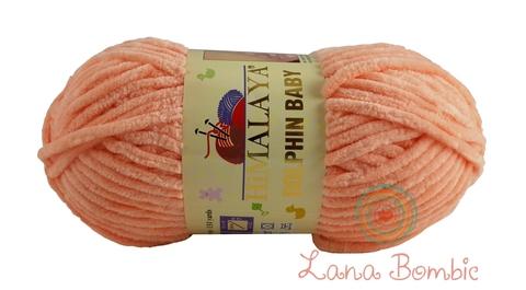 Пряжа Himalaya Dolphin Baby арт. 80323 розовый