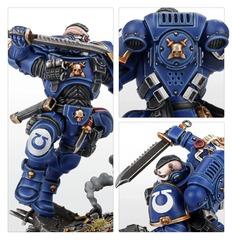 Primaris Lieutenant in Phobos Armour