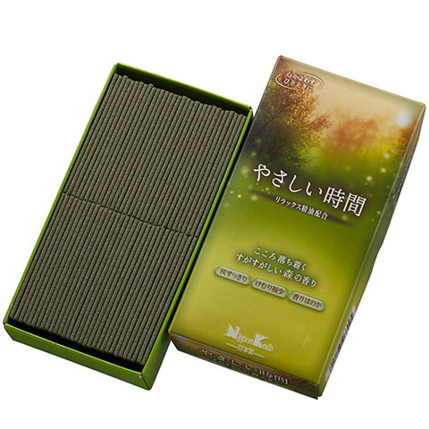 Японские благовония Gentle time Forest fragrance