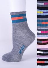VN157 носки женские, ассортимент 35-41 (3шт)