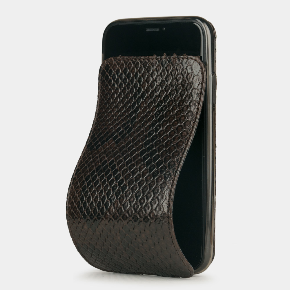 iphone 11 - python brown