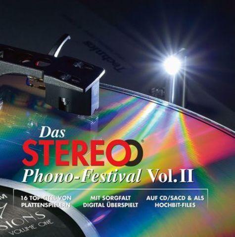 Inakustik CD, SACD, Das Stereo Phono-Festival vol. 2, 0167933