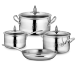 Набор посуды Omegna 4 предмета, артикул OMEGNA-4, производитель - Ruffoni