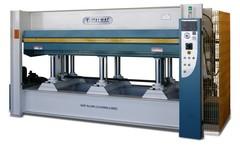 Гидравлический однопролетный пресс горячего прессования Italmac GHP 6x100 (1x2500x1300)