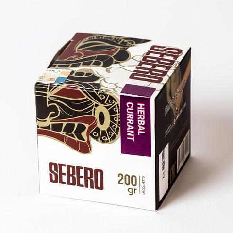 Табак для кальяна Sebero 40 гр Herbal Currant