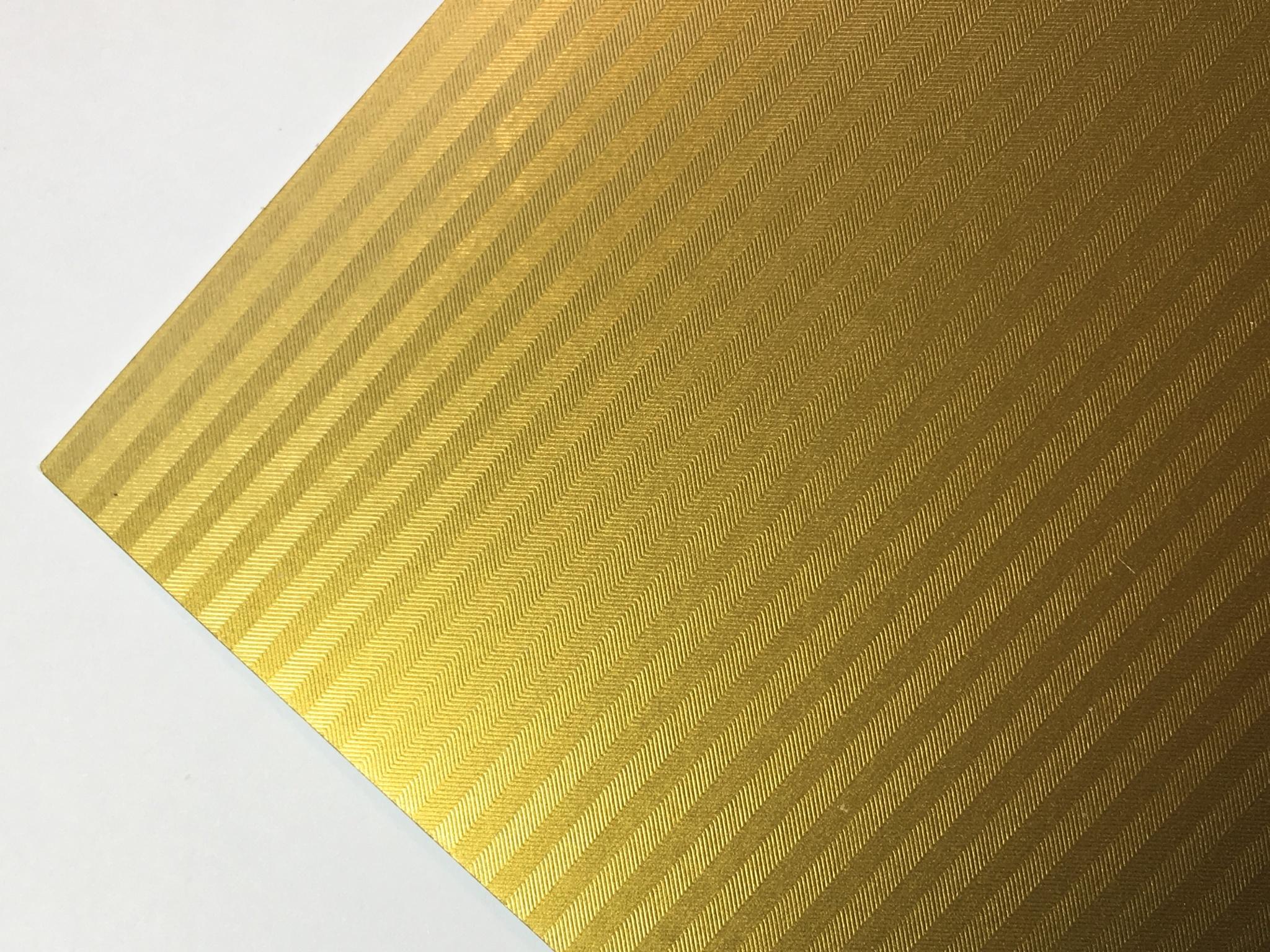 Кардсток Splendorlux c тиснением, золото