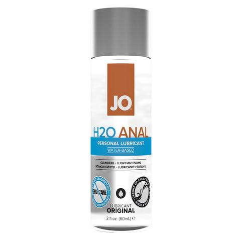 JO Anal H2O, 60 ml Анальный лубрикант на водной основе
