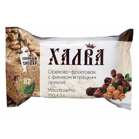 Халва орехово-фруктовая