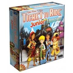 Ticket to Ride Junior: Европа