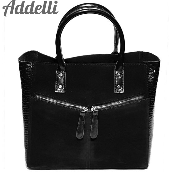 Женская сумка 28713-11 Black, черный