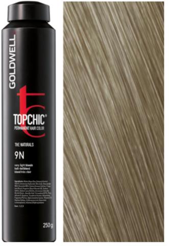 Goldwell Topchic 9N очень светло-русый TC 250ml