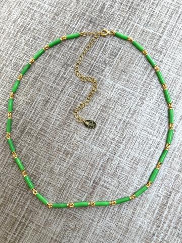 Чокер Нира, зеленый