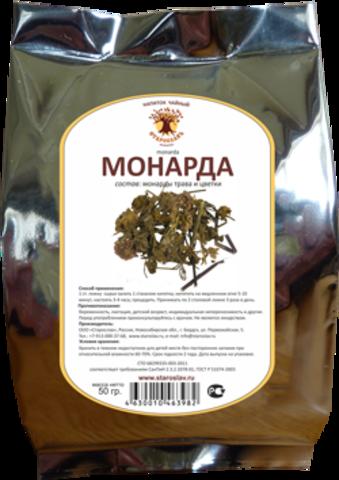 Монарда (трава и цветки, 50 гр.)
