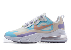 Nike Air Max 270 React 'White/Grey/Blue'