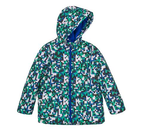 КТ216 Куртка для мальчика утепленная